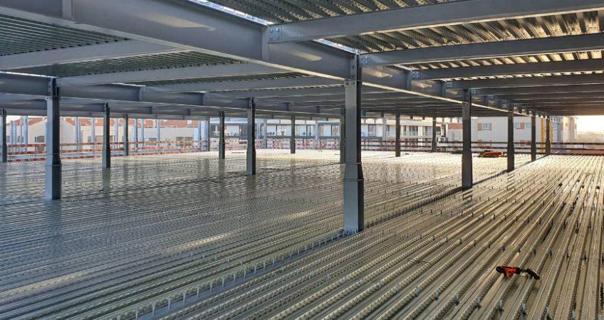 Glicinias Shopping Center - Ampliação