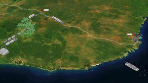 Estudo de Acessos Ferroviários e Rodoviários na Província da Zambézia - Exploração de Madeira