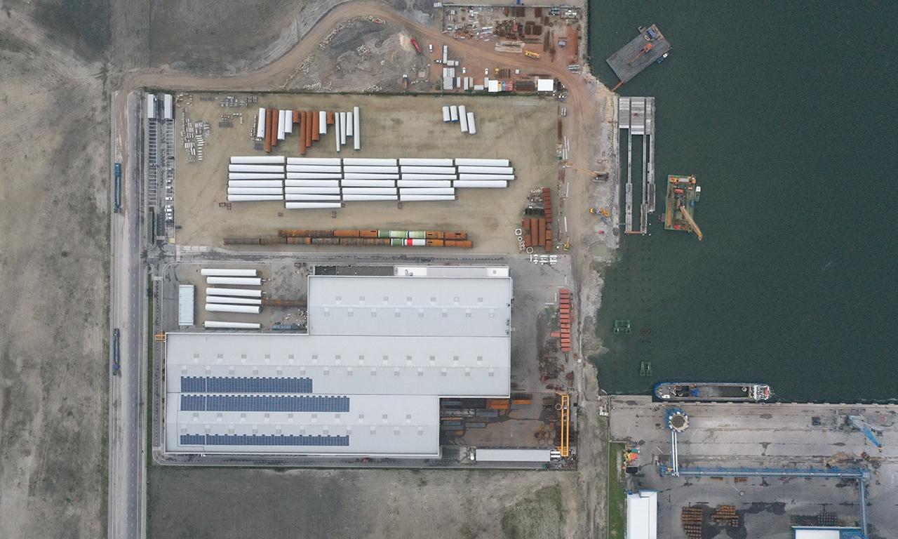 Infraestruturas Portuárias | VEconcept
