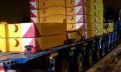 Verificação de Segurança e Acompanhamento de Transportes de grandes dimensões sobre Obras de Arte